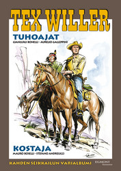 Tex Willer 37: Tuhoajat – Kostaja