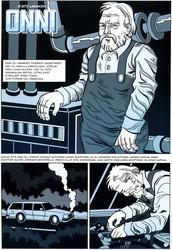 Komennusmiehet: Teräsmiehet maailmalla – tosiasioita työelämästä