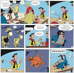 Lucky Luke: Kummitustalo