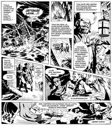 Mustanaamio – Merirosvojen kauhu