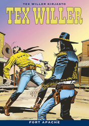 Tex Willer Kirjasto 46: Fort Apache