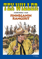 Tex Willer 38: Finneganin rangerit