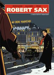 Robert Sax 2 – Kadotetut paratiisit