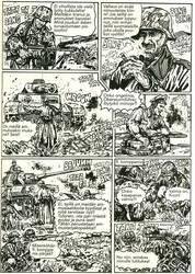 SS Pataljoona – Hyökkäys kukkulalle 701