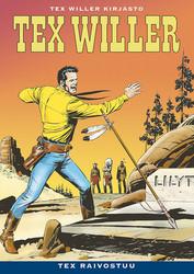 Tex Willer Kirjasto 48: Tex raivostuu