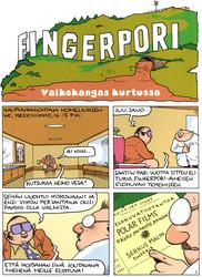 Fingerporin koko kuva 7: Päivien kimallus