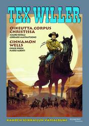 Tex Willer 39: Oikeutta Corpus Christissä – Cinnamon Wells