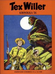 Tex Willer Kronikka 56