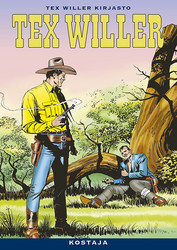 Tex Willer Kirjasto 50: Kostaja