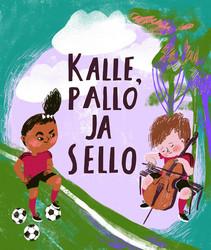 Kalle, pallo ja sello
