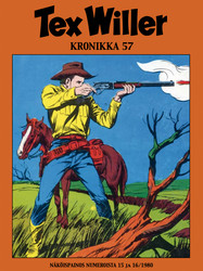 Tex Willer Kronikka 57