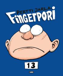 Fingerpori 13: Kolmastoista kerta toden sanoo!