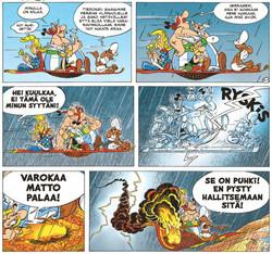Asterix 28: Asterix Intiassa