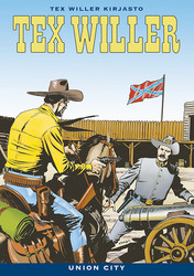 Tex Willer Kirjasto 52: Union City
