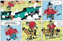 Lucky Luke: Jesse James