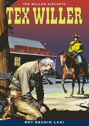 Tex Willer Kirjasto 53: Roy Beanin laki