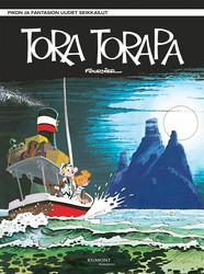 Pikon ja Fantasion Uudet seikkailut 16: Tora Torapa