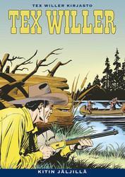 Tex Willer Kirjasto 55: Kitin jäljillä