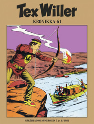 Tex Willer Kronikka 61