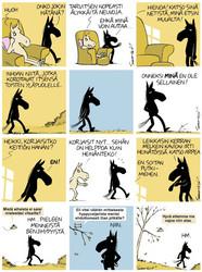 Musta hevonen – Oodi syksylle