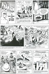 Mustanaamio – Legenda
