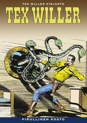 Tex Willer Kirjasto 56: Pirullinen kosto