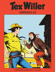 Tex Willer Kronikka 62