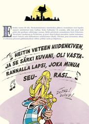 Asterix: Kultainen hiidenkivi