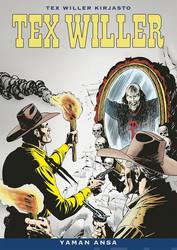 Tex Willer Kirjasto 57: Yaman ansa