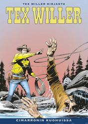 Tex Willer Kirjasto 59: Cimarronin kuohuissa
