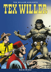 Tex Willer Kirjasto 60: Guaimas!