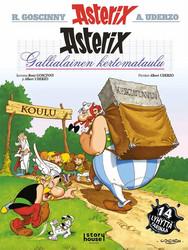 Asterix 32: Asterix ja gallialainen kertomataulu