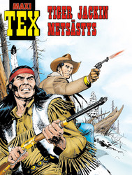 Tex Willer Maxi-Tex 42: Tiger Jackin metsästys