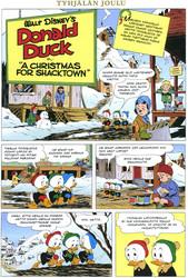 Carl Barksin joulutarinat 1950–1957