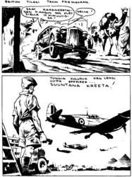 Korkeajännityssarja – Battler Britton 1958