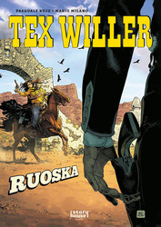 Tex Willer Värialbumi 1: Ruoska