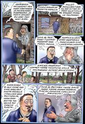 Herra ja moukka – Mestarinovelleja sarjakuvina