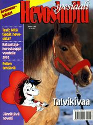 Hevoshullun Talvikivaa