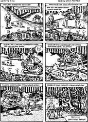 Jimbon Jumalainen Näytelmä – Jimbo Helvetissä & Jimbo Kiirastulessa