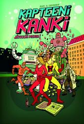 Kapteeni Kanki – Jäykkää menoa