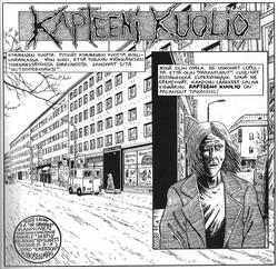 Kapteeni Kuolio, Tampereen sankari