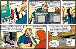 Kissoja, hiiriä ja ihmisiä