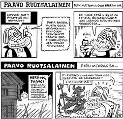 Paavo Ruotsalainen – Viimeisimmät kiusaukset