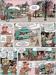 Pikon ja Fantasion uudet seikkailut 2: Tummanvihreä pikkolopoika