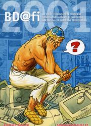 Sarjakuva ja moderni teknologia 2001 BD