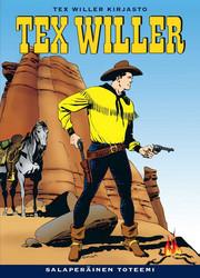 Tex Willer Kirjasto 1: Salaperäinen toteemi