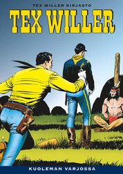 Tex Willer Kirjasto 10: Kuoleman varjossa