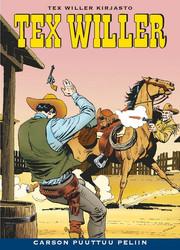 Tex Willer Kirjasto 11: Carson puuttuu peliin