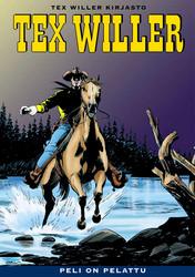 Tex Willer Kirjasto 17: Peli on pelattu