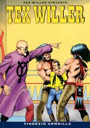 Tex Willer Kirjasto 18: Vindexin armoilla
